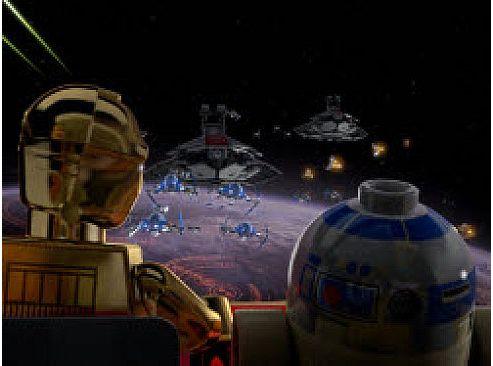 Star Wars Lego The Padawan Menace Dvd - Exclusive
