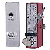 Wittner 884R Super Mini Metronome