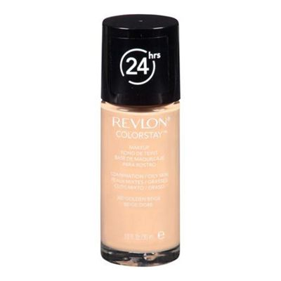 Revlon Colorstay 24 Hours / 24hrs Foundation - Golden Beige (300) Comb/Oily 30ml