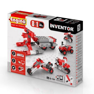 Inventor 8 In 1 Bikes Pack