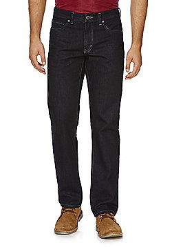 F&F Straight Leg Jeans - Dark rinse