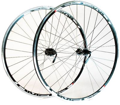 Wilkinson Omega / 2200 - 8/9 Speed Black Wheelset