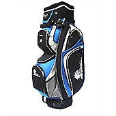 Palm Springs 14 Way Divider Golf Trolley Bag Blue