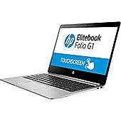 "HP EliteBook Folio 31.8 cm (12.5"") Ultrabook - Intel Core M (6th Gen) m7-6Y75 Dual-core (2 Core) 1.20 GHz"