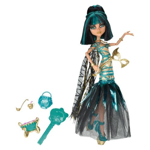 Monster High Ghouls Rule Doll Cleo