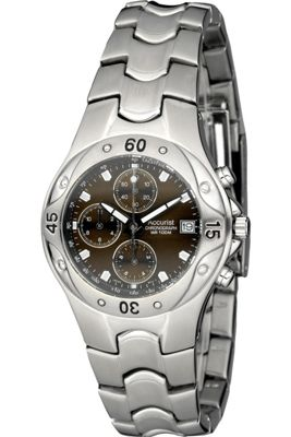 Accurist Gents Chronograph Watch MB651BR