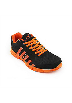 Woodworm Sports Ctg Mens Running Shoes / Trainers - Orange