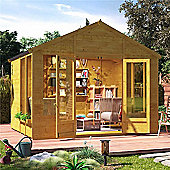 BillyOh Holly Tongue and Groove 8x10 T&G Apex Summerhouse