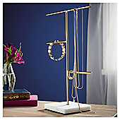 Fox & Ivy Marble Jewellery Stand