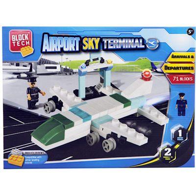 Block Tech Airport Sky Terminal