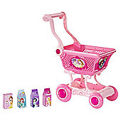 Disney Princess Shopping Cart