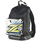 Mazon All Star Junior Sports Backpack with Adjustable Back Straps - Black