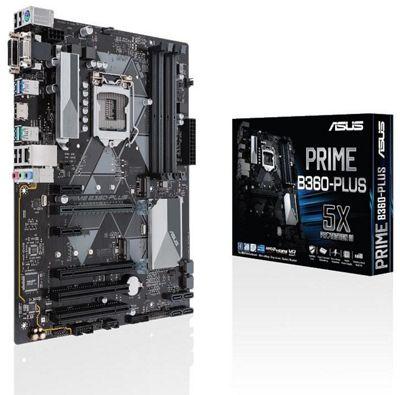 ASUS PRIME B360-PLUS Motherboard