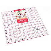 "Sew Easy Medium Square Quilters Patchwork Ruler (12.5"" x 12.5"")"