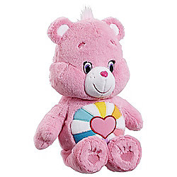 Care Bear Cousins Hopeful Heart Bear & DVD