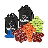 Lusum Cricket Ultra Junior Coaching Pack