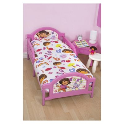 Buy Dora Bed Junior Bed Bedding Set from our All Baby ...