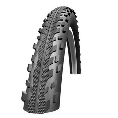 Schwalbe Hurricane Performance Dual Compound Rigid in Black 26 x 2.00