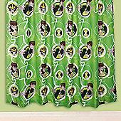 Ben 10 Omniverse Curtains 66 inch x 72 inch (168cm x 183cm)