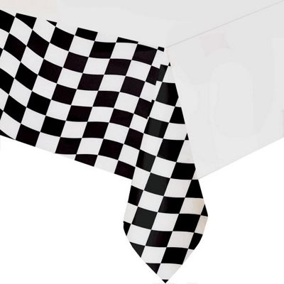 Grand Prix Party Paper Tablecover