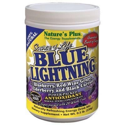 Blue Lightning Energising Drink
