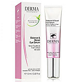 Derma Treatments Balance & Boost Eye Serum 15ml