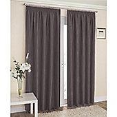 Enhanced Living Galaxy Pencil Pleat Curtains - Grey