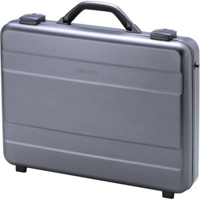 Dicota Alu Carrying Case (Briefcase) for 43.9 cm (17.3