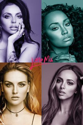 Little Mix Quad Poster 61x91.5cm