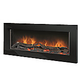 Dimplex SP16 Wall Mounted Fire, Black