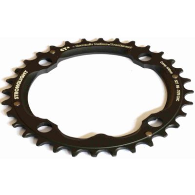 Stronglight CT2 4-Arm/104mm Chainring: 44T.