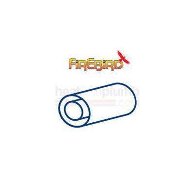 Firebird Low Level Flue Extension 450mm Long (125mm Diameter)
