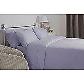 Belledorm Brushed Cotton Pillowcases - Purple