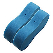 Large Blue Multipurpose Car / Household Cleaning Sponge - Pack of 2