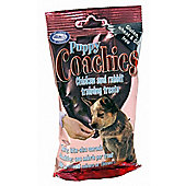 Coachies Puppy Treats - Chicken and Rabbit Flavour (75g)