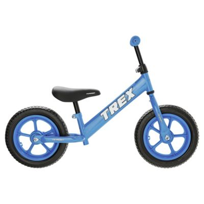Terrain Dino 12 inch Wheel Blue Balance Kids Bike