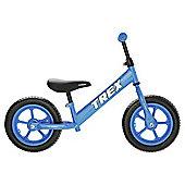 Terrain Dino 12 inch Wheel Blue Balance Kids Bike