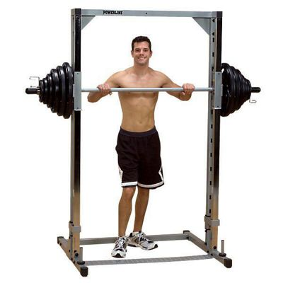Powerline Smith Gym Package 1