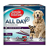 Simple Solutions Premium All Day Dog & Puppy Training Pads