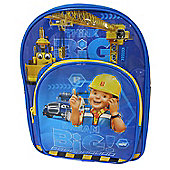 Bob The Builder 'Arch Pocket' School Bag Rucksack Backpack