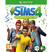 The Sims 4 Deluxe Party Edition - Xbox One