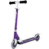 JD Bug Classic Street Scooter MS120 - Purple Matt