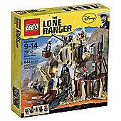 LEGO Lone Ranger TM Silver Mine Shootout 79110