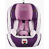 MCC urban IsoFix Baby Car Seat Group (purple)