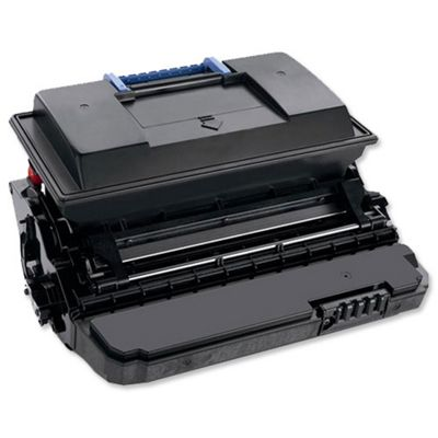 Dell Standard Capacity Black Toner Cartridge (Yield 10,000 Pages) for Dell 5300dn Multifunction Laser Printers