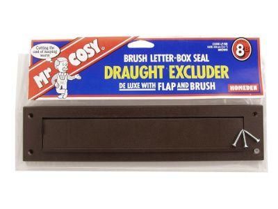 Mr Cosy Lf/8 L/Box Seal W/Flap White 33.5cm