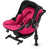 Kiddy Evo Luna i-Size 2 Car Seat & Base (Berry Pink)