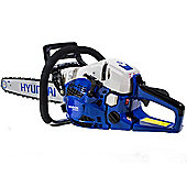 Hyundai 62cc 22in Petrol Chainsaw - HYC6222