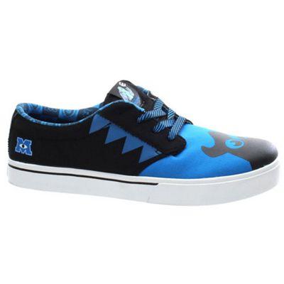 Etnies Disney Monsters Jameson 2 Kids Black/Blue Shoe