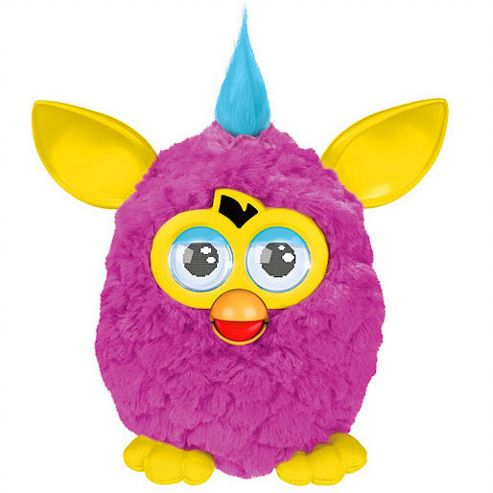Furby - Hot - Pink / Yellow